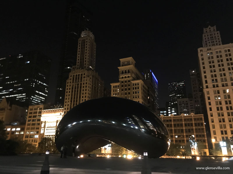 Video: Trip to Chicago, 2017